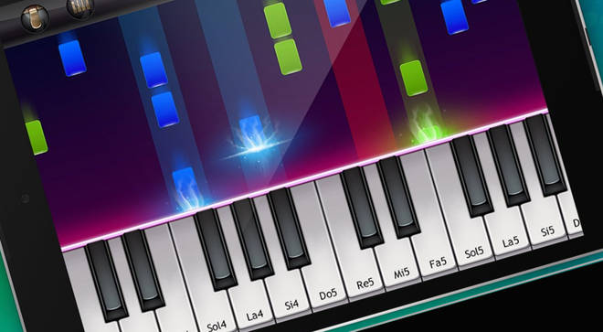Piano - Keyboard with Magic Tiles Music Games