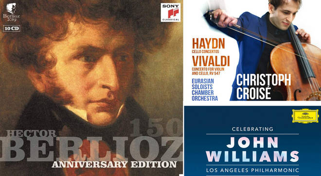 David Mellor's Album Reviews: John Williams, Hector Berlioz and Christoph Croisé