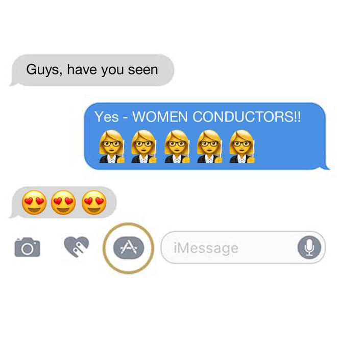 Women conductors