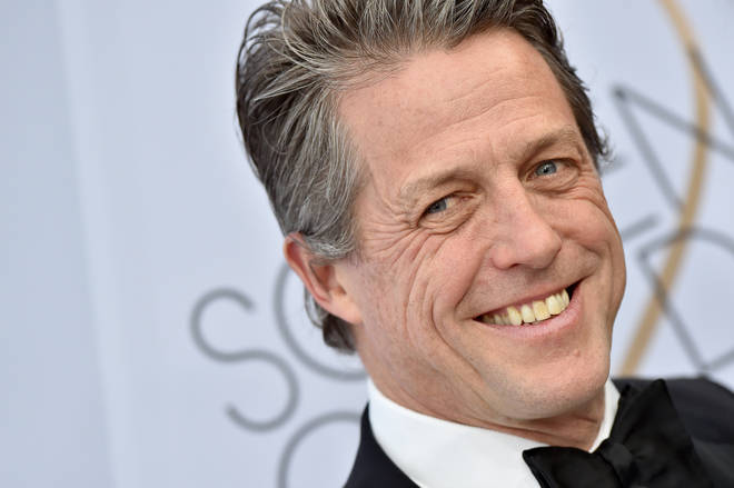 Hugh Grant at 25th Annual Screen ActorsÊGuild Awards - Arrivals