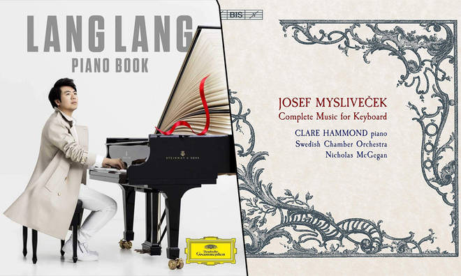 New Releases: Piano Book – Lang Lang; Josef Mysliveček: Complete Music for Keyboard – Clare Hammond