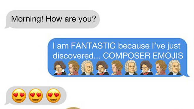 Composer emojis