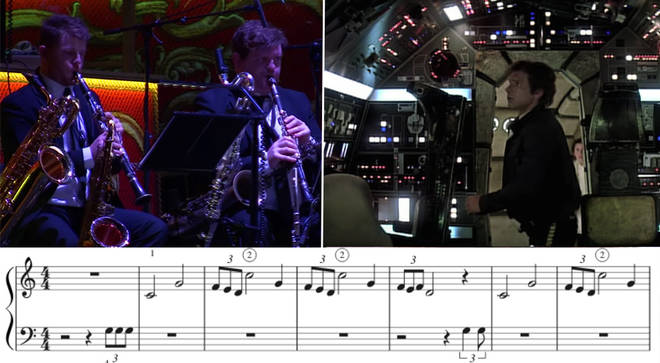 Star Wars: The Empire Strikes Back is now live in concert