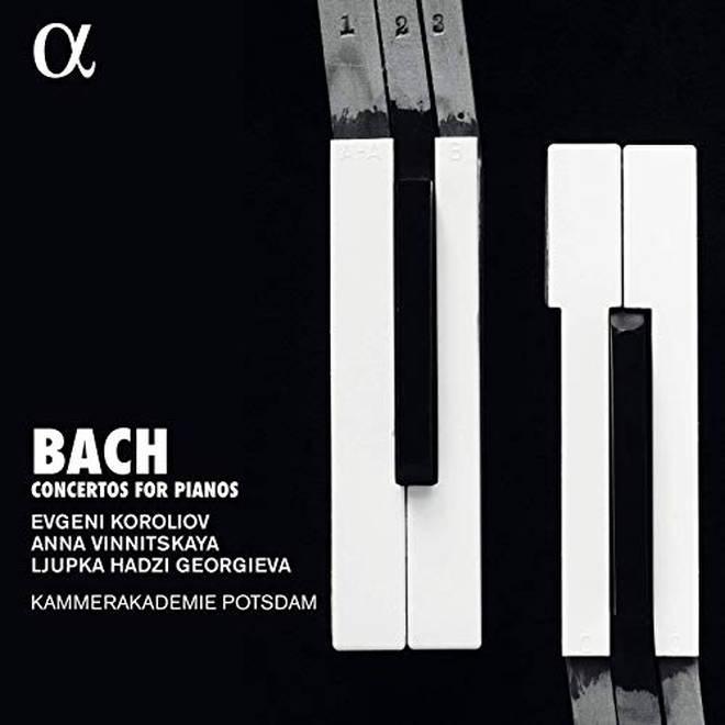 Concertos for Pianos – Koroliov, Vinnitskaya, Georgieva & Kammerakademie Potsdam