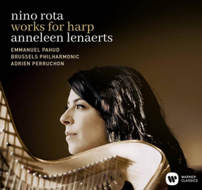 Nino Rota: Works for Harp – Anneleen Lenaerts
