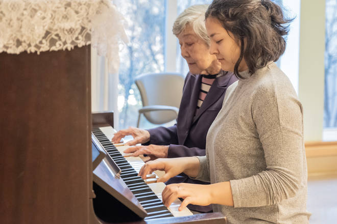 Music therapy now encouraged to reduce agitation in dementia patients