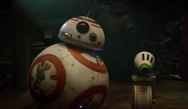 BB-8, Star Wars: The Rise of Skywalker