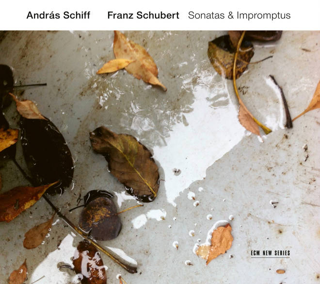 Schubert - Andras Schiff