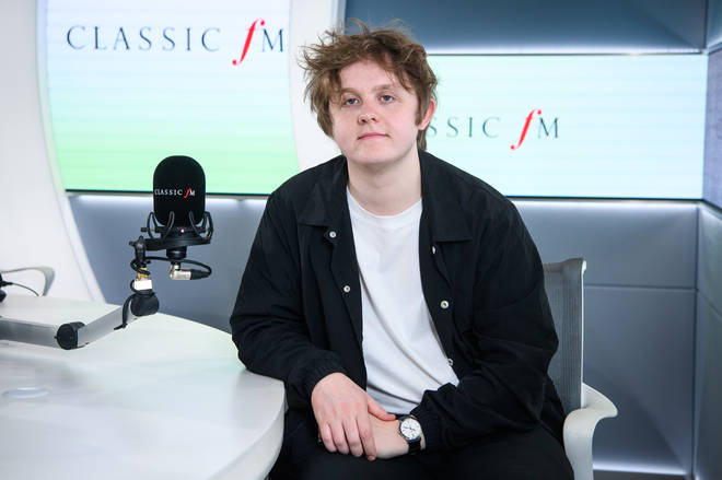 Lewis Capaldi to host Classic FM's Revision Hour