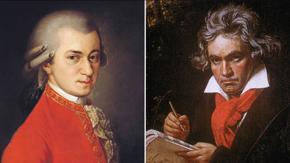 Beethoven beats Mozart to the top spot as the most popular Classic FM composer of 2019