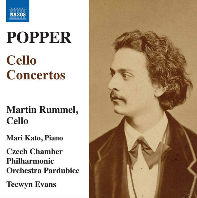 Cellos Concertos, David Popper