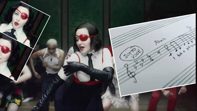 Madonna analysis