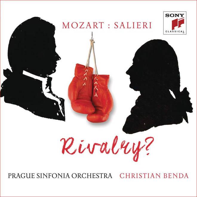 Mozart versus Salieri: Rivalry? – Prague Sinfonia Orchestra & Christian Benda