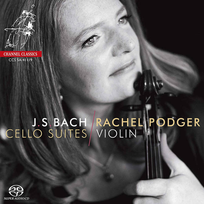 J S Bach: Cello Suites for Violin – Rachel Podger
