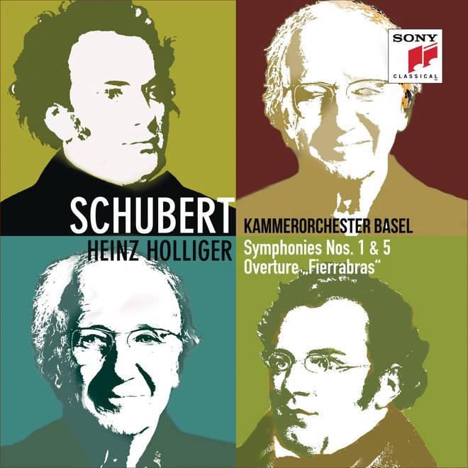 Schubert: Symphonies Nos. 1 & 5