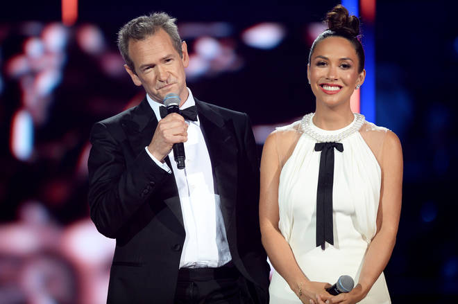 Alexander Armstrong and Myleene Klass host the Classic BRIT Awards 2018