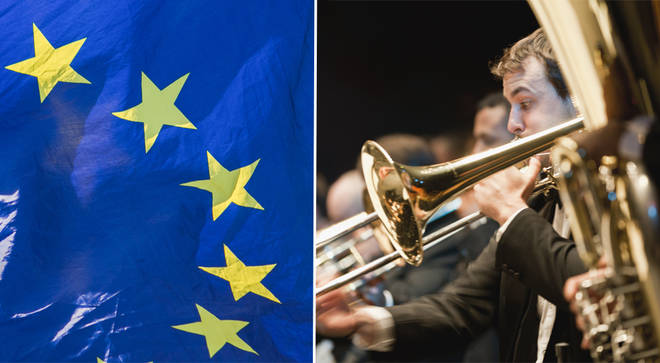 Brexit is having a negative impact on the music profession