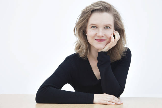 Mirga Gražinytė-Tyla is the first female conductor in history to be signed to Deutsche Grammophon on a long-term contract