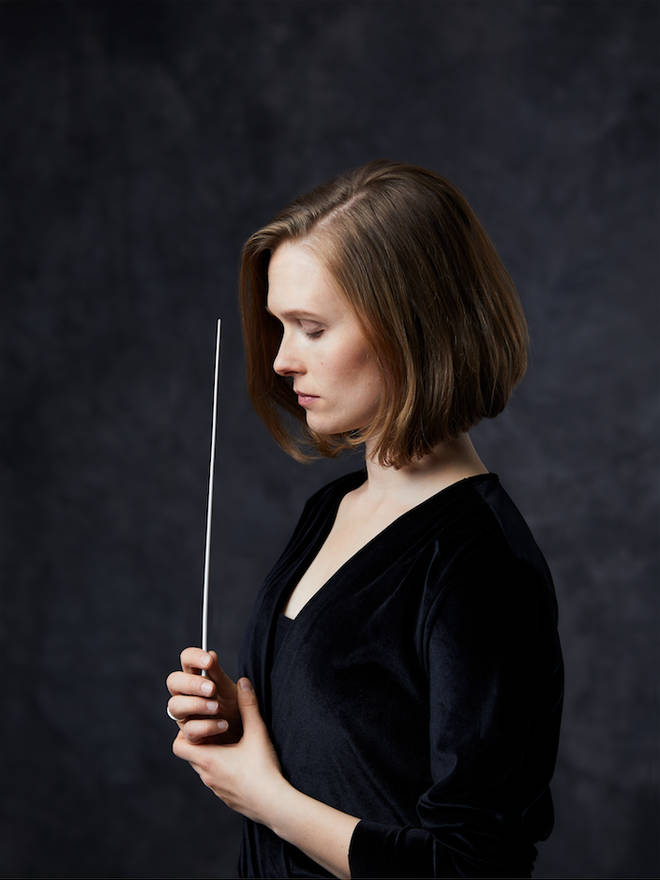 Mirga Gražinytė-Tyla signed to new contract with Deutsche Grammophon
