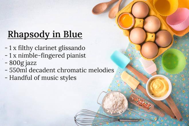 Rhapsody in Blue – George Gershwin