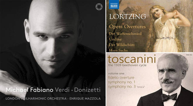 David Mellor's Album Reviews: Michael Fabiano, Albert Lortzing and Arturo Toscanini