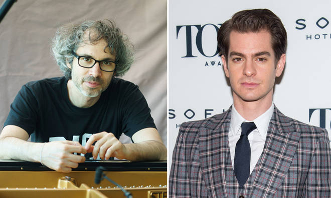 Andrew Garfield will play pianist James Rhodes in film biopic