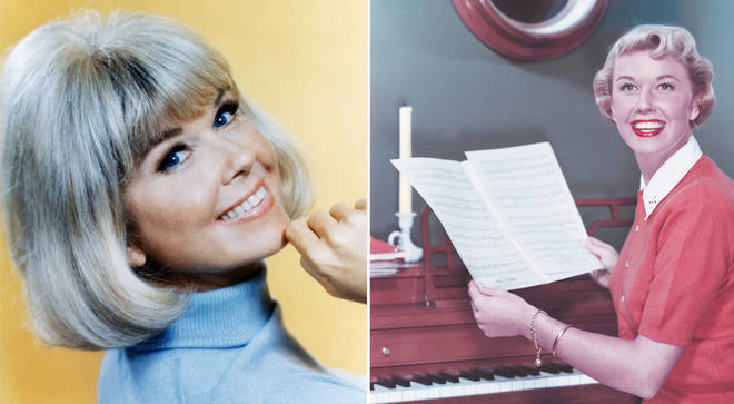 Doris Day, Hollywood actress and singer