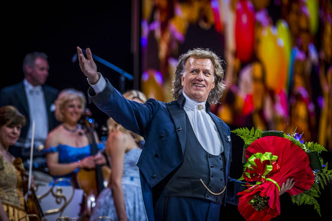 Andre Rieu Tour 2020 André Rieu announces UK tour dates – here's how to get tickets