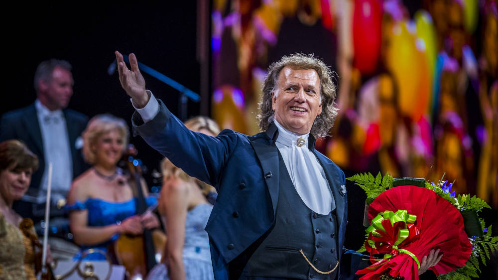 Andre Rieu Christmas Concert 2020 André Rieu postpones UK tour due to COVID 19 – new dates and how