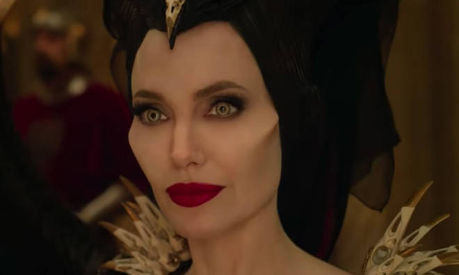 Angelina Jolie reprises her main role in Maleficent: Mistress of Evil