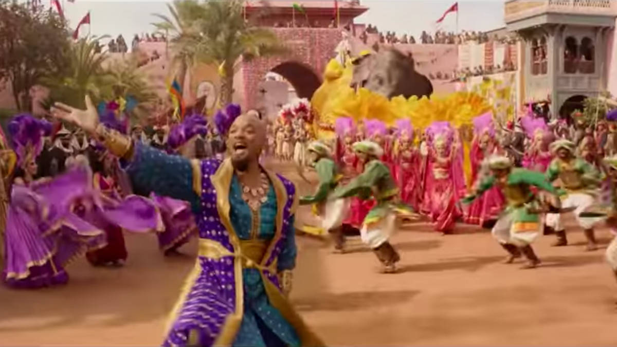 Will Smith sings 'Prince Ali' in this new clip from Disney's Aladdin – here's our reaction