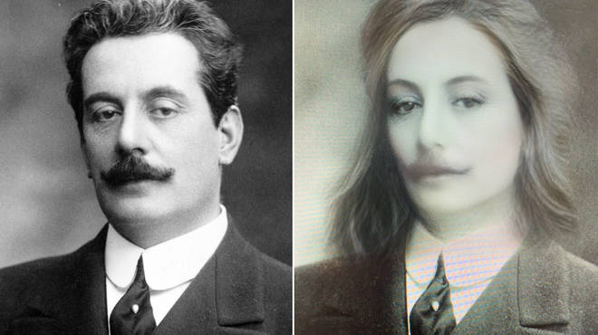 We used Snapchat's gender-swapping filter on famous