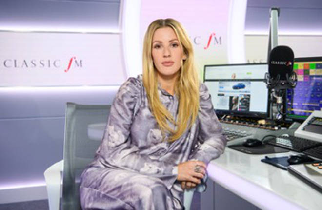 Ellie Goulding on Classic FM's Revision Hour