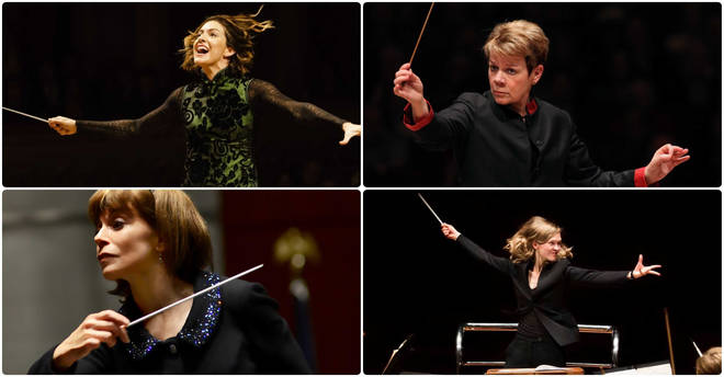 Best women conductors