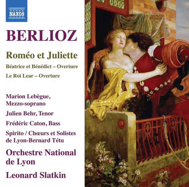 Berlioz: Roméo et Juliette – Leonard Slatkin & Orchestra National de Lyon