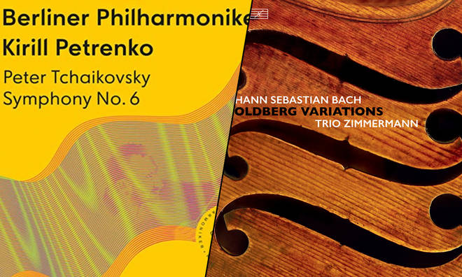 New Releases: Tchaikovsky Symphony No. 6 – Berliner Philharmoniker & Petrenko; Goldberg Variations – Trio Zimmermann