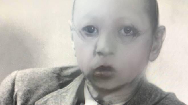 Stravinsky Snapchat baby filter