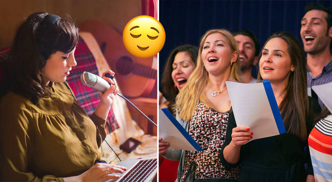 Could singing in a virtual choir boost your mental health?