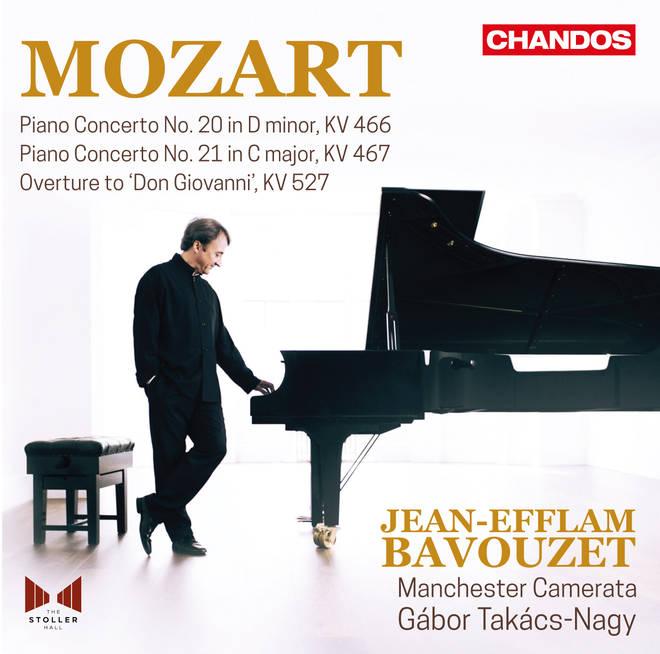 Mozart Piano Concertos Vol. 4 – Jean-Efflam Bavouzet