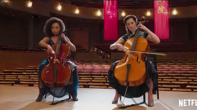Netflix's 'The Perfection' starring Allison Williams & Logan Browning