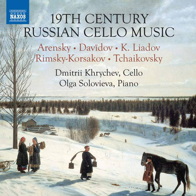 19th Century Russian Cello Music