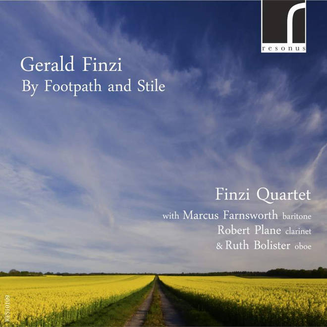 Gerald Finzi, By Footpath and Stile