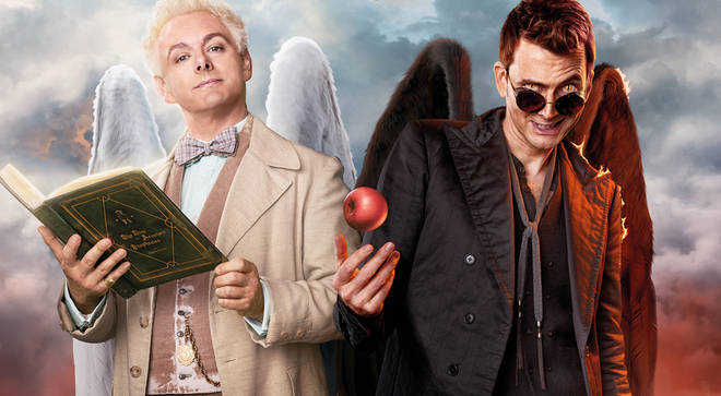 Good Omens Amazon Prime TV series