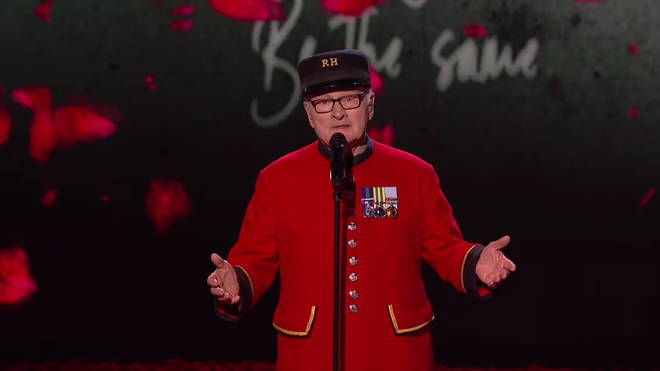 Colin Thackery wins Britain's Got Talent 2019 with his performance of 'Love Changes Everything' Chelsea Pensioner