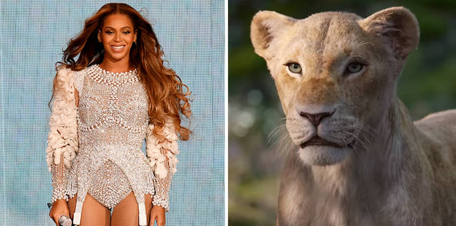 Beyoncé will play Nala in Disney's 2019 remake of The Lion King 2019