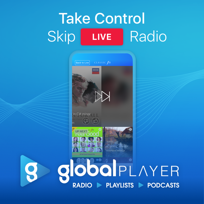 My Classic FM on Global Player