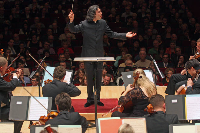 Prinicpal Conductor Vladimir Jurowski leads the LPO