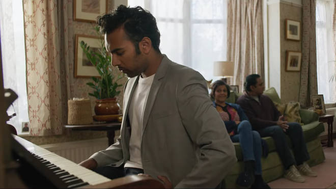 Himesh Patel also plays the piano in 'Yesterday'