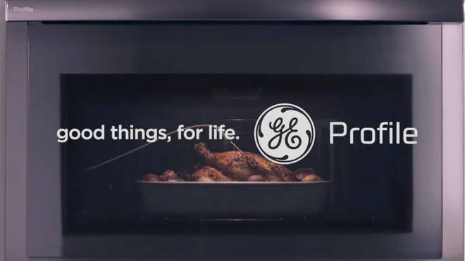 GE's new Profile Wall Oven