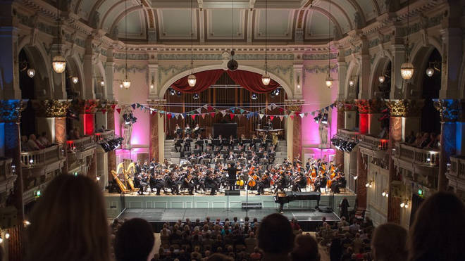 Classic FM will be broadcasting live from the Cheltenham Music Festival